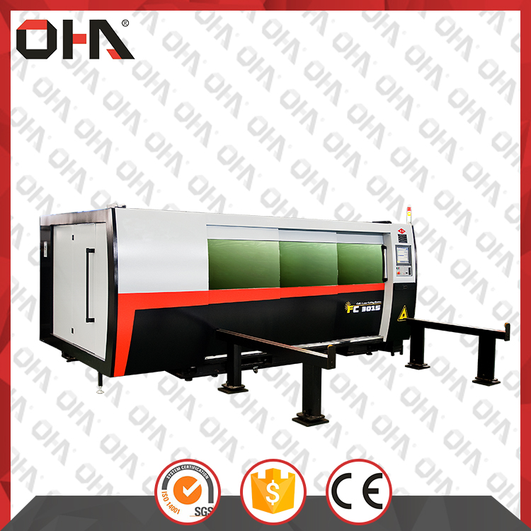 FC3015 CNC Fiber Laser Cutting Machine
