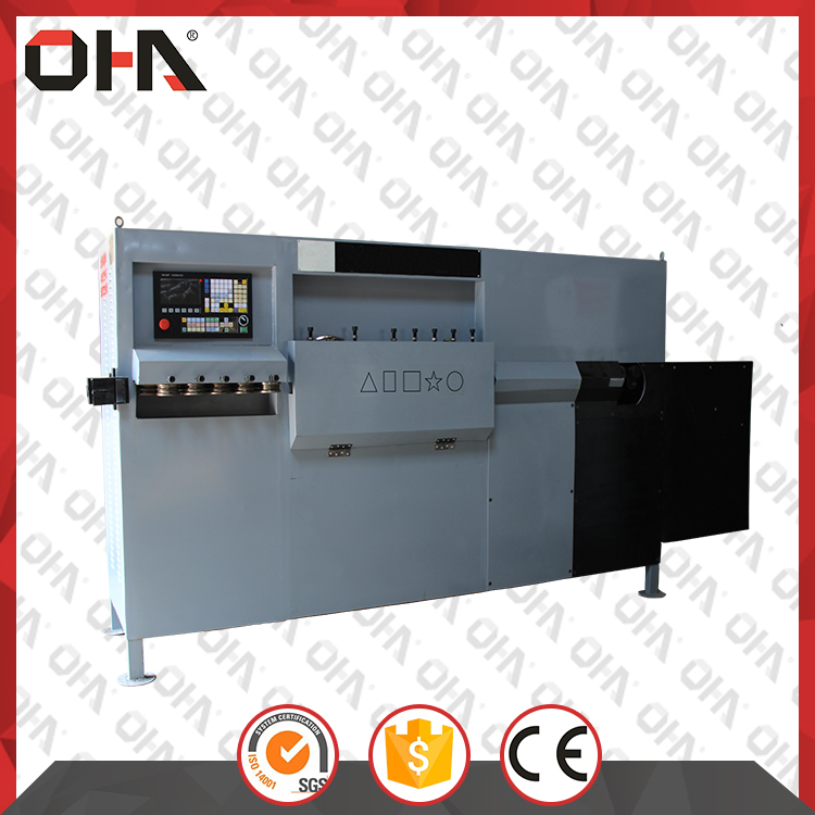 HA-12C 2D Stirrup Bending Machine