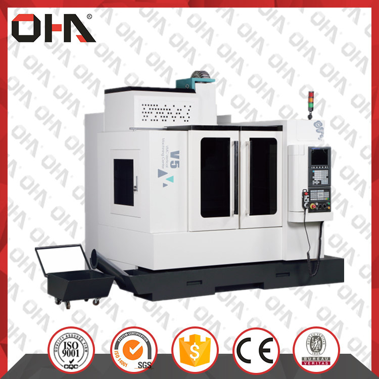 V-Sereis High Speed CNC Machining Center