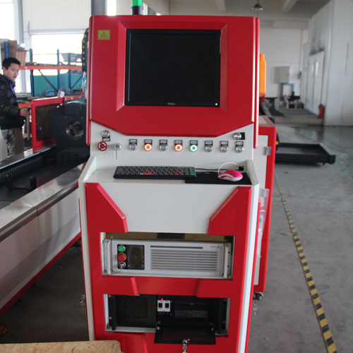 Fiber Laser Cutting Machine for pipe