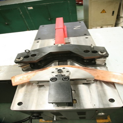 Busbar bending Machine
