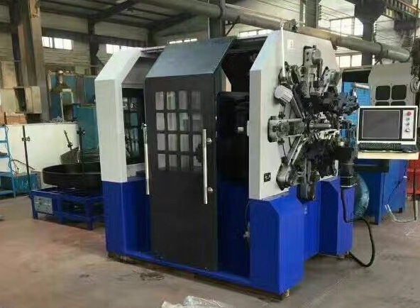 CNC-1245 Cam-free Wire Bending Machine
